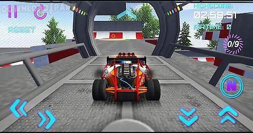 3d extreme stunt: formula racer