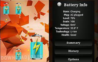 Battery widget -em-
