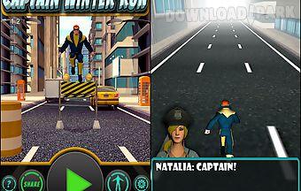 Captain winter run