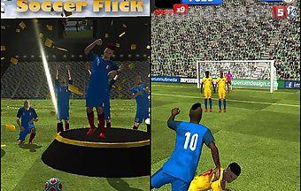 Euro 2016: soccer flick