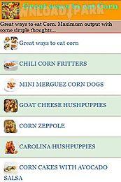 great ways to eat corn