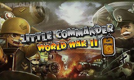 little commander: ww2 td