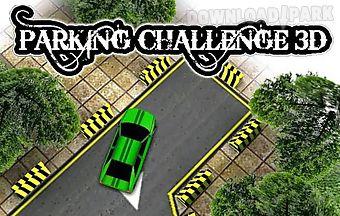 Parking challenge 3d