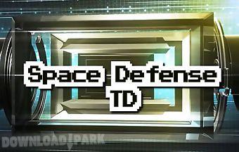 Space defense td