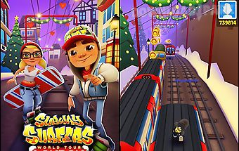 Subway surfers: world tour londo..