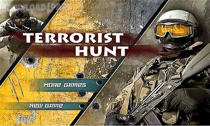 terrorist hunt sniper shooting