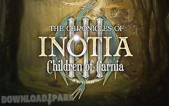 The chronicles of inotia 3: chil..