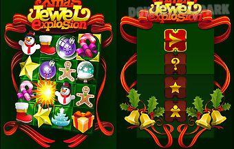 Xmas jewel explosion