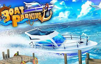 3d boat parking: ship simulator