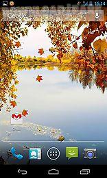 autumn river hd