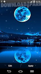 moonlight by top live wallpapers
