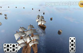 Pirate ship race 3d