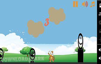 Run monkey jump
