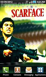 scarface live wallpaper