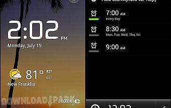 Alarm clock plus★