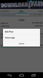 call meter 3g: the monitor app