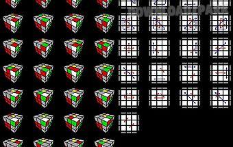 Speed cube algorithms lite