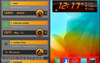 Surefire alarm clock