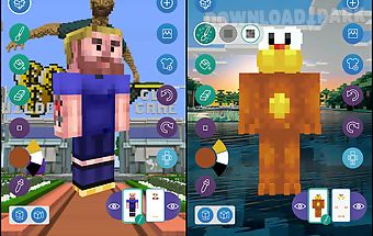 3d skin editor for minecraft