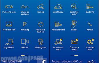 Croatia traffic info – hak
