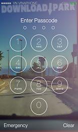 lock screen ios 10 - phone7