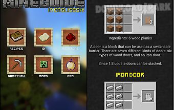 Mineguide 1.8 minecraft guide