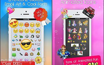 Emoji emoticons plugin