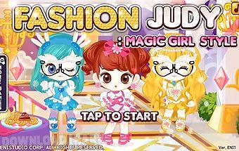 Fashion judy: magic girl style