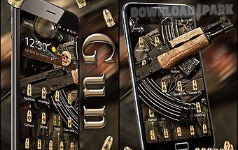 Guns smg arm theme