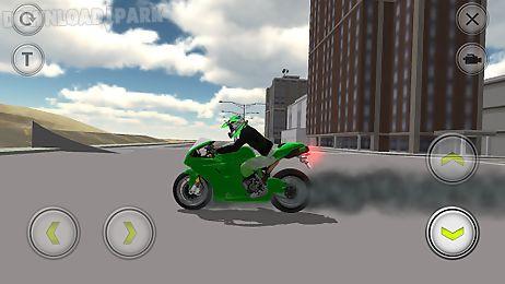 motor race simulator london