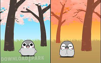 Pesoguin lwp sakura -penguin-