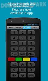videocon ir - universal remote