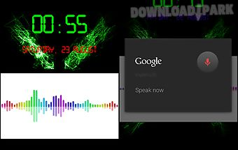 Voice screen lock hd