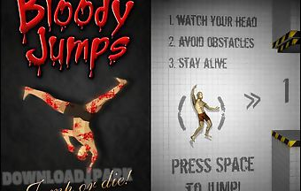 Bloody jumps: jump or die!