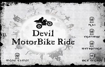 Devil motorbike ride2