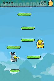 doodle jump: easter