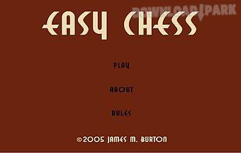 Easy-chess