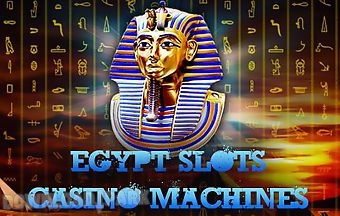 Egypt slots casino machines