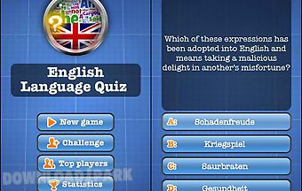 English language quiz free
