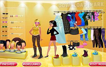 Glamour dress up