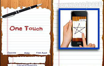 One touchlite