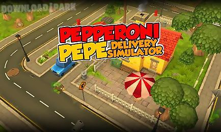 pepperoni pepe: delivery simulation