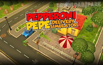 Pepperoni pepe: delivery simulat..