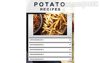 Potato recipes 2