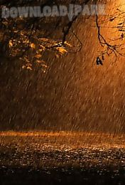 The description of Rain animated: Rain animated will decorate your screen with realistic effect and a sound of rain drops. You can choose different animated ...