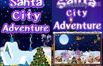 Santa city adventure