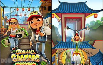 Subway surfers: world tour beiji..