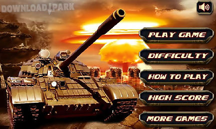 Tank war game Android Game free download in Apk