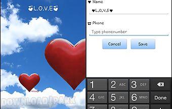 Couples phone - coupleheartq