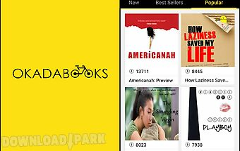 Okadabooks: free reading app